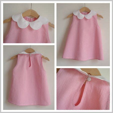 dress pattern with peter pan collar really nice little dress it s an a line dress with back