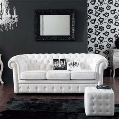white couch living room home interior design and decorating ideas black white