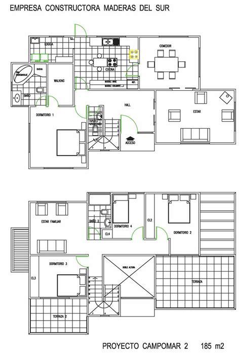 planos casas americanas planos casas solidas casas prefabricadas casas