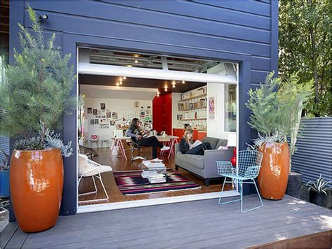 living in a garage how to throw a good garage party home decor ideas