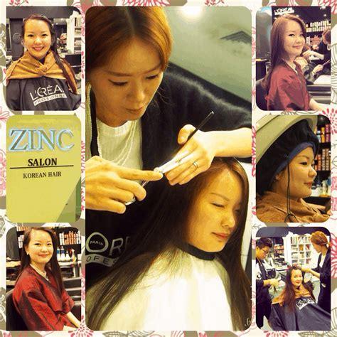 korean hair salon zinc korean hair salon the centrepoint relocated