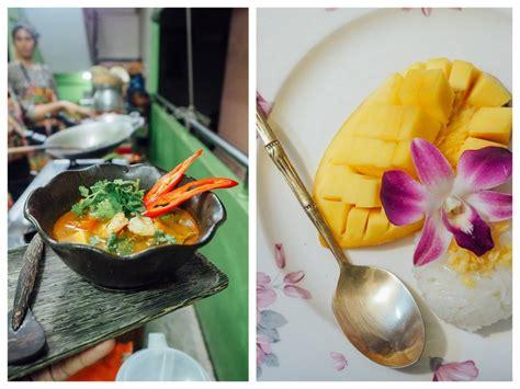 Kacang Bangkok Thailand belajar masak makanan thailand di silom cooking school