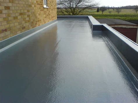 grp fibreglass flat roof to grp roofing lancahsire roofing services