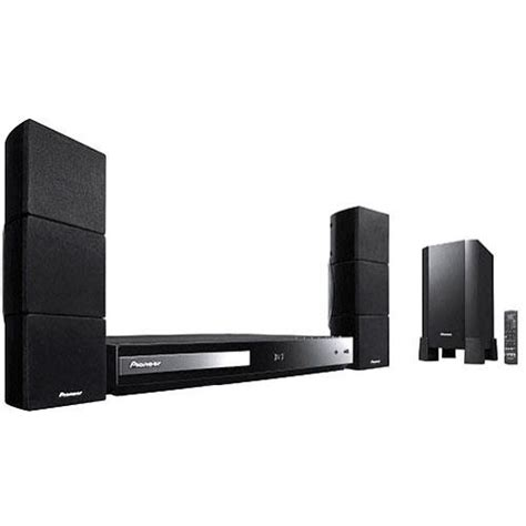 Home Theater Pioneer Terbaru pioneer htz373dvd multi system home theater system