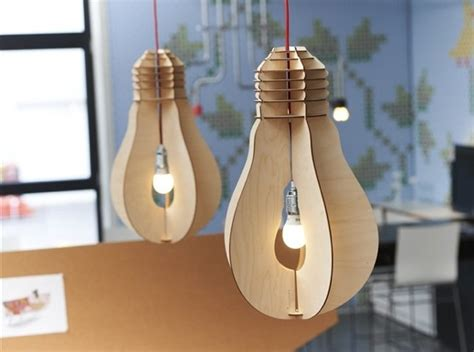 21 cardboard lamp ideas ? eco friendly modern lighting fixtures
