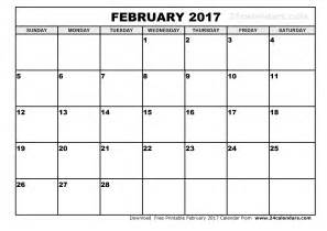 year calendar template february 2017 calendar template yearly calendar template