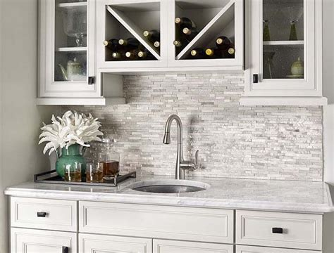 Glass Backsplashes For Kitchen backsplash options split face and natural edge stone