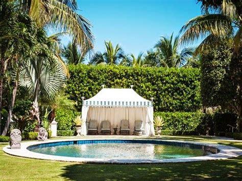 Gazebo Dolce Vita by Poolside Cabana And Pool Home