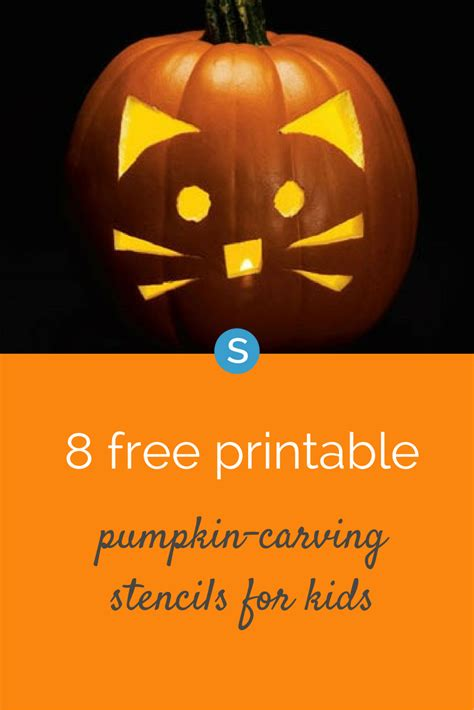pumpkin carving patterns free 12 free printable pumpkin carving stencils for kids