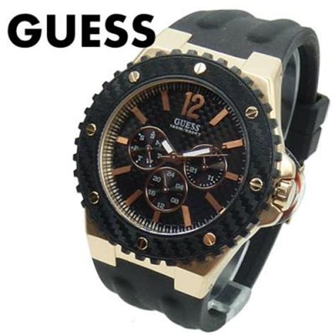 Guess W0664g1 Original montre guess overdrive homme
