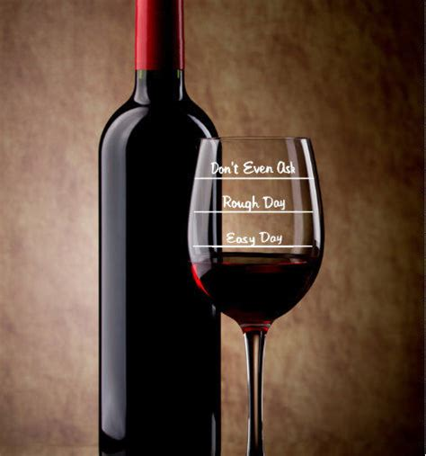 designer barware mood measuring wine glasses wine glass design