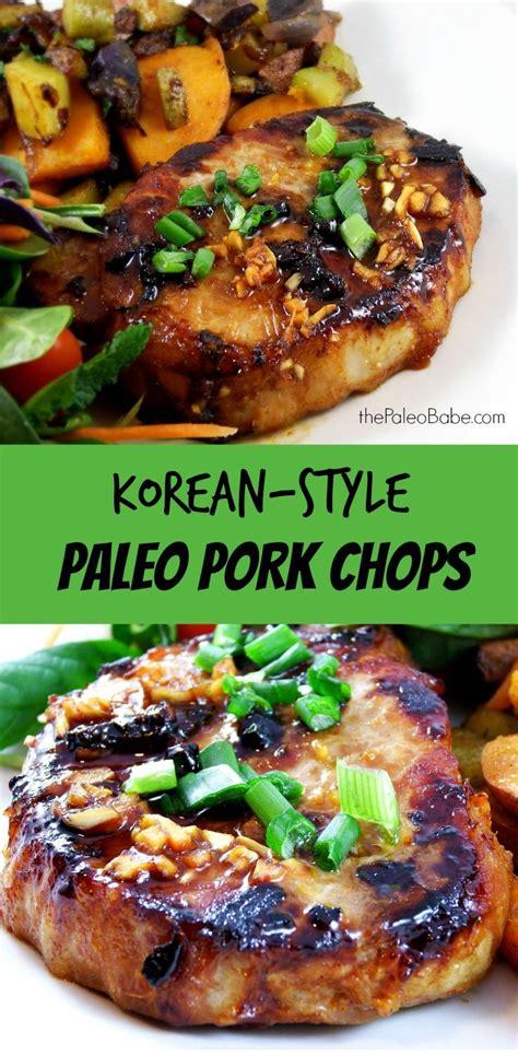 17 best ideas about paleo pork chops on