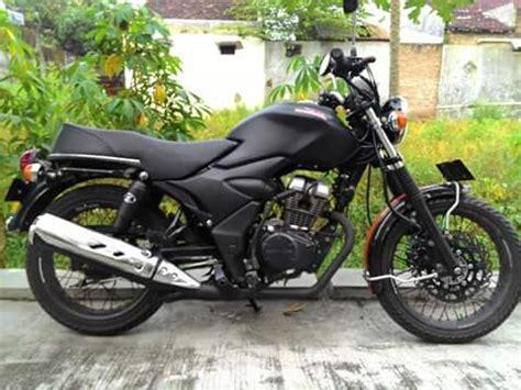 Standar Tengah Honda Verza Original honda verza modif ala motor retro cb cb an remcakram