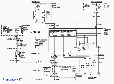 s10 wiper motor wiring diagram 30 wiring diagram images