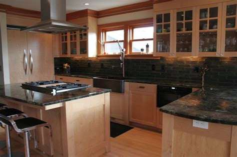 Custom Kitchen Furniture by Pioneer Woodworks Custom Kitchen Cabinets Seattle
