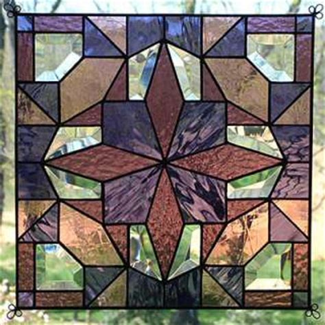 stained glass denim quilt pattern free quilt pattern