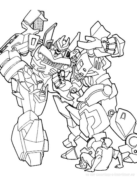 Coloriage Transformers Imprimerl