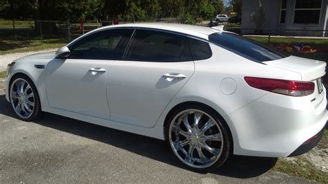 Kia Optima Modded Mboz2115 2016 Kia Optimaex Specs Photos Modification