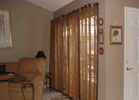 Bamboo Shades For Sliding Glass Doors Bamboo Vertical Blinds Sliding Glass Doors Decor Ideasdecor Ideas