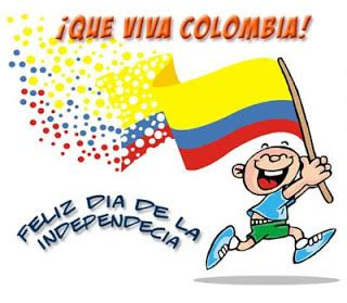 imagenes feliz dia de la independencia 161 que viva colombia feliz d 237 a de la independencia imagen