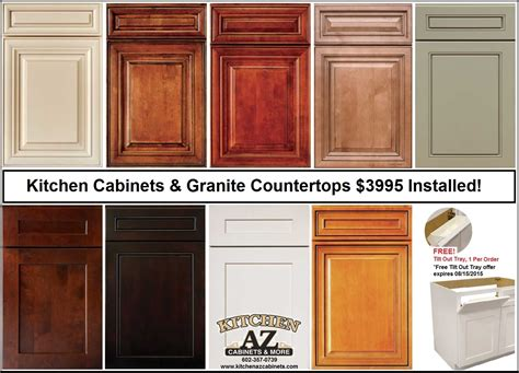 kitchen cabinets and countertops for sale glendale az kitchen cabinets granite countertops sale