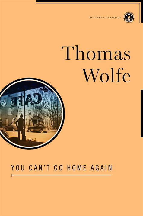 you can t go home again book by wolfe official