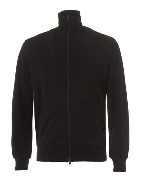 Jaket Zipper 2 We Stand For Persiba Balikpapan lyst y 3 classic track jacket zip up black jacket in black for