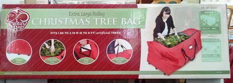 xmas tree storage bag st costco tree costco tree storage bag with wheelschristmas wheels costcochristmas