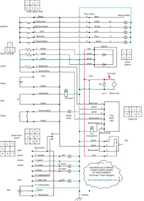 wiring diagram sepeda motor honda grand globalpay co id