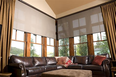picture window treatments small window covering company has a patented product that