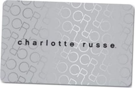 Charlotte Russe Gift Cards - free 25 charlotte russe gift card gift cards listia com auctions for free stuff