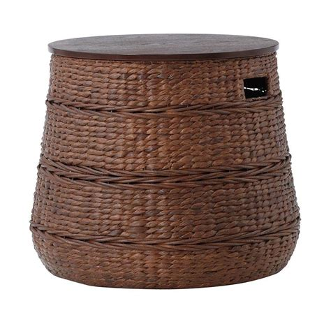 home decorators table home decorators collection kerala brown end table