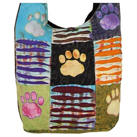 Patchwork Hobo Bag - patchwork paws hobo bag the animal rescue site