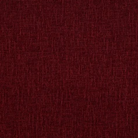 polyester upholstery fabric durability ruby red soft polyester chenille velvet upholstery fabric