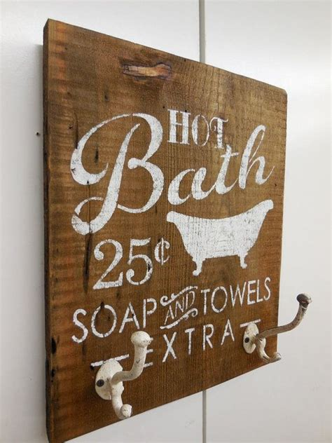 Bathroom Plaque by 25 Best Ideas About Bathroom Signs On