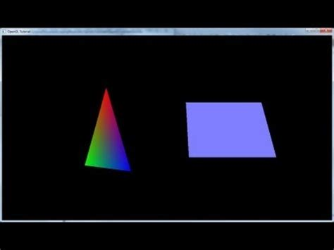 opengl tutorial keyboard c opengl tutorial 4 moving objects in 3d aka videos