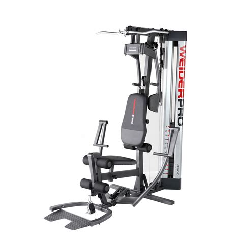 weider pro 8900 weight system bring strength