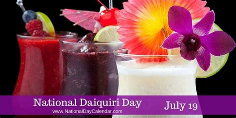 National Daiquiri Day by 1000 Images About Every Day Is A Day To Celebrate