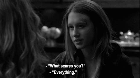 film quote on tumblr american horror story black and white text quotes ahs