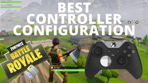 fortnite builder controls best controller configuration fortnite battle royal