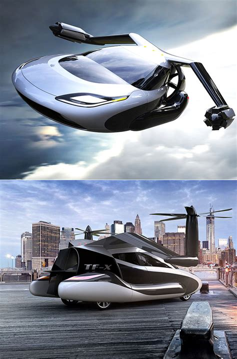 terrafugia flying car automaker officially acquired  volvos parent company techeblog