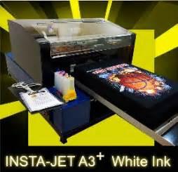 Printer Kaos Dtg A3 Anajet Sprint cartridge der
