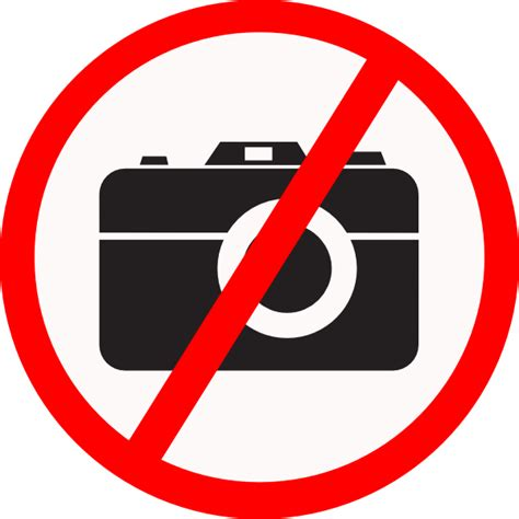 cameri no no allowed clip at clker vector clip
