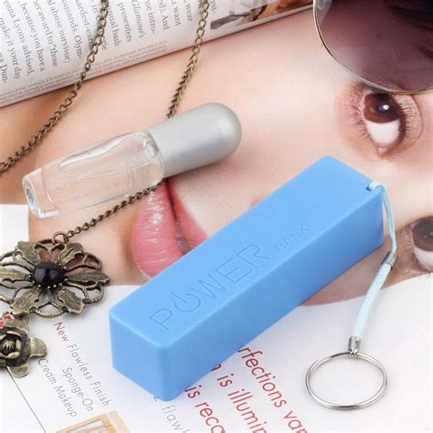 iphone keychain mobile power box usb 18650 battery cover keychain for iphone samsung mp3 jd ebay
