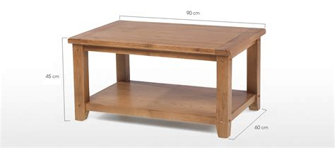 rustic oak coffee table rustic oak open coffee table quercus living