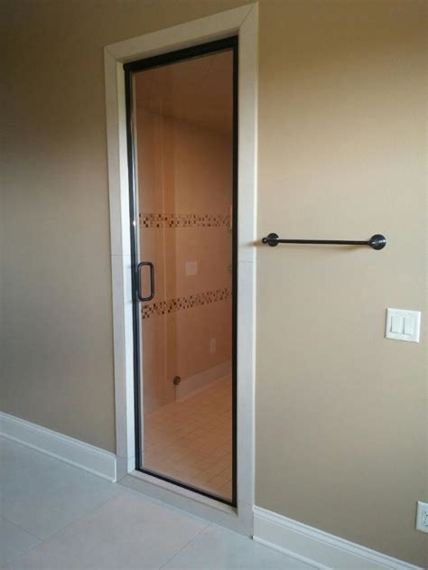 Nw Shower Door Framed And Semi Framed Doors Sassman Glass And Mirror