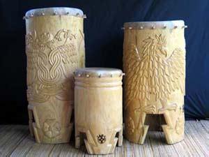 imagenes de tambores aztecas la m 250 sica mexica el teponaztli y el huehuetl taringa
