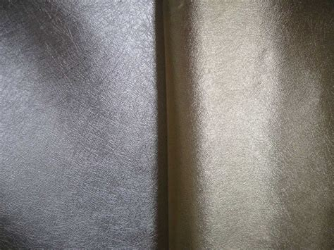 metallic color china pvc leather pu leather pvc supplier