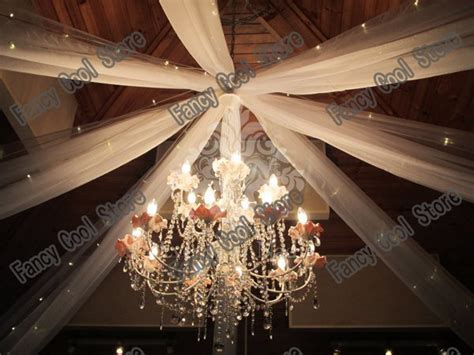 buy wholesale wedding ceiling drapes from china