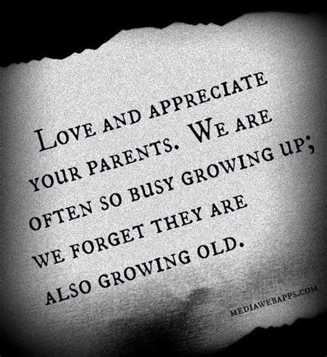 images of love your parents love and appreciate your parents pictures photos and